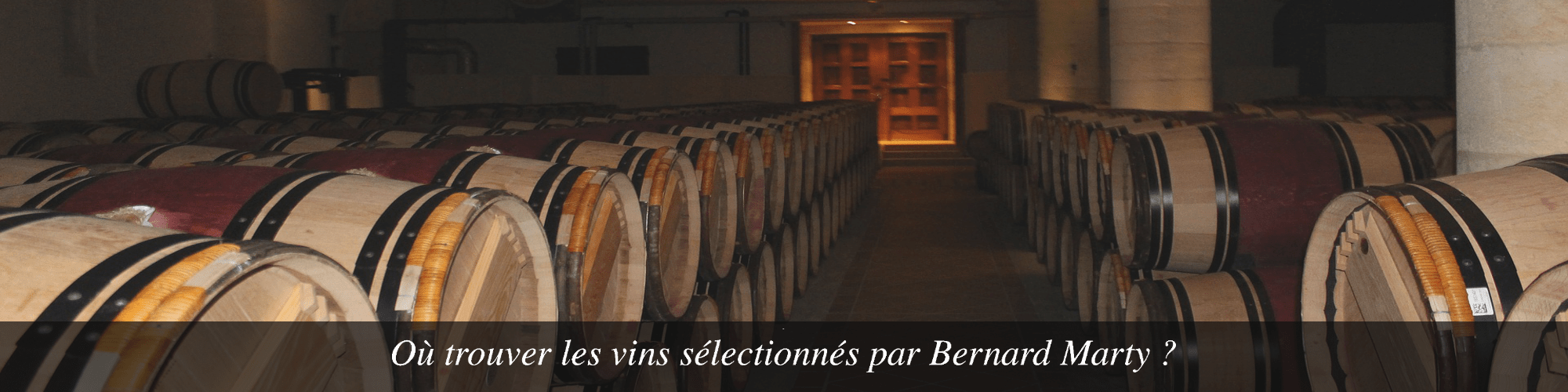 Points Vente Vins Bernard Marty