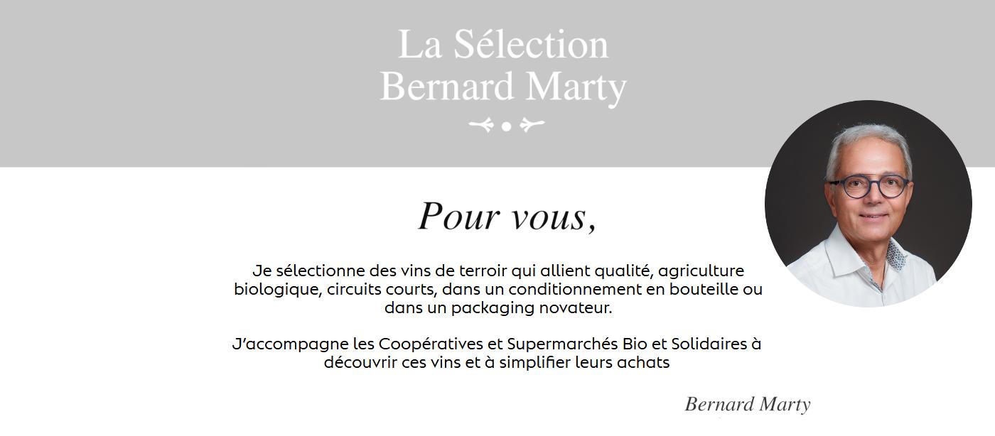 Sélection Vins Bernard Marty